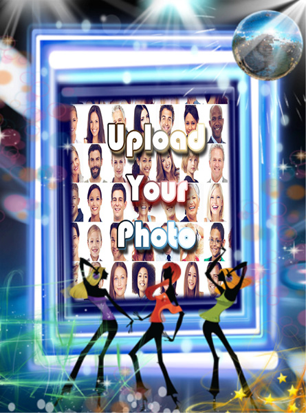 Party Photo Frame - Party Photo Frame